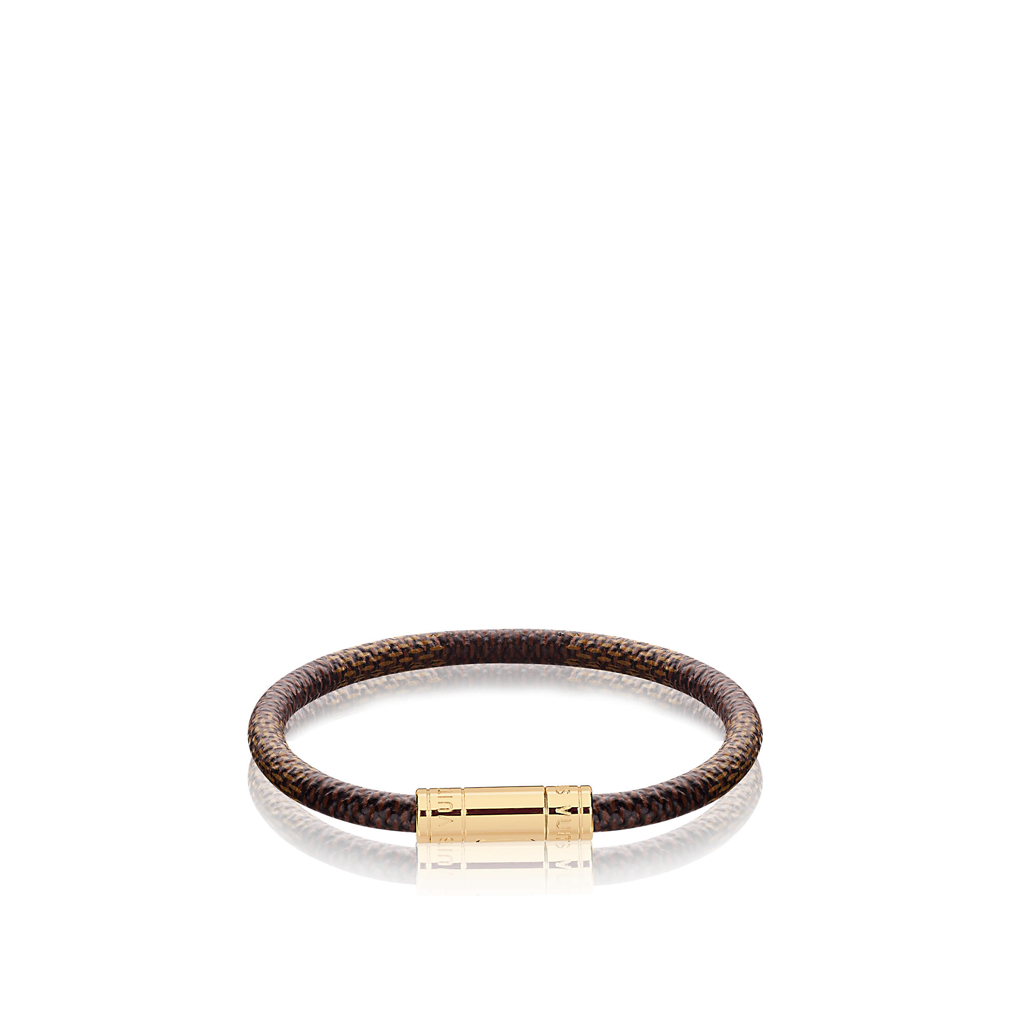 informazioni per ef45d 82382 acquistare Louis Vuitton Donna Bracciale Keep It