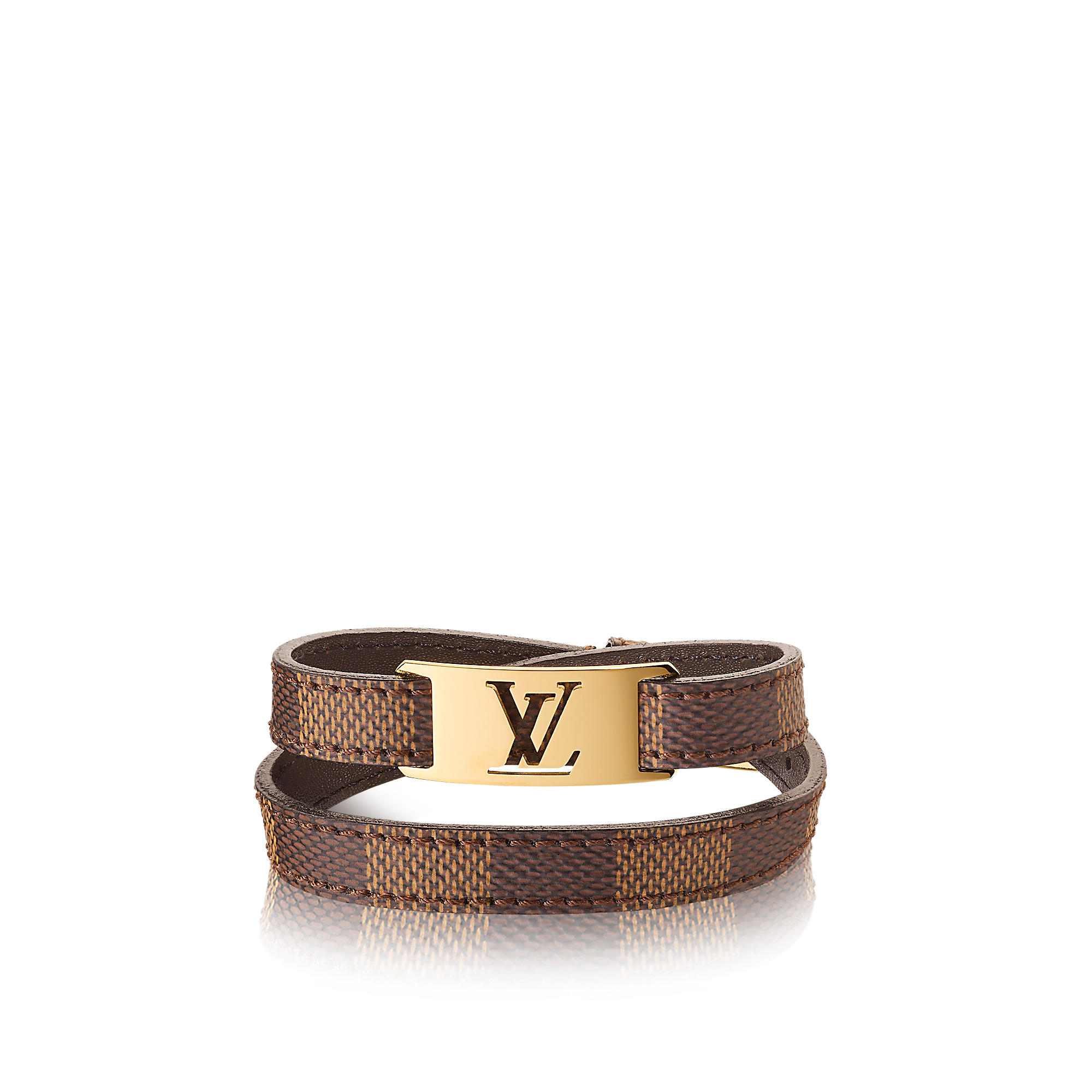Louis Vuitton Uomo Bracciale Sign it