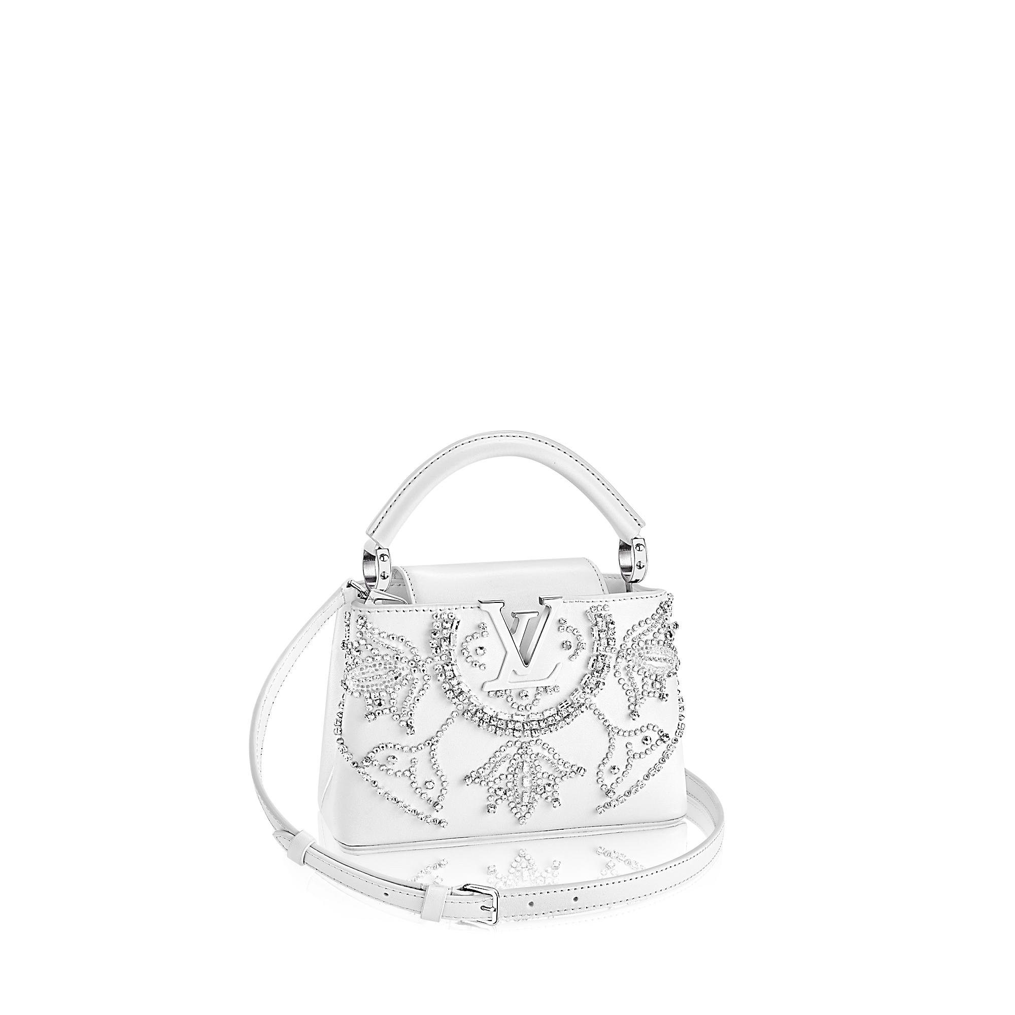 Louis Vuitton Donna Capucines Mini