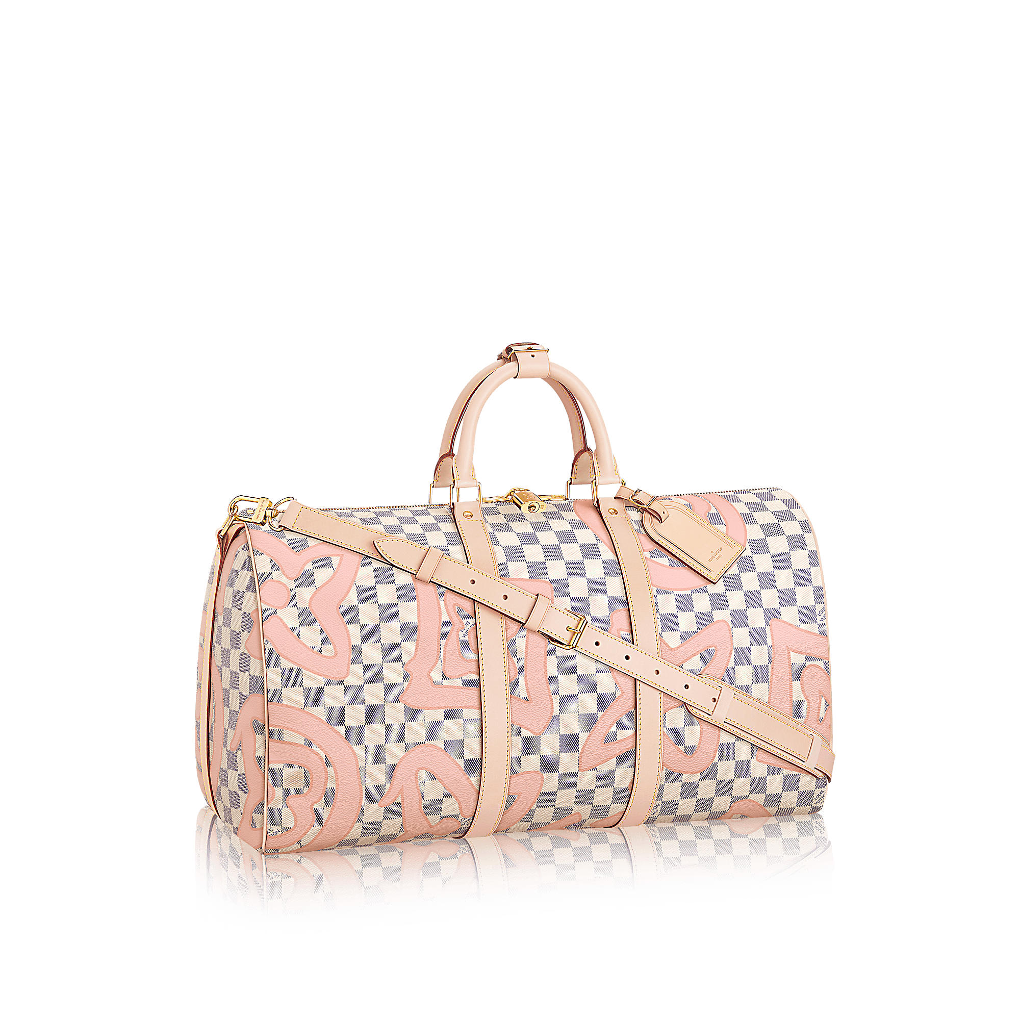 Louis Vuitton Donna Keepall 50