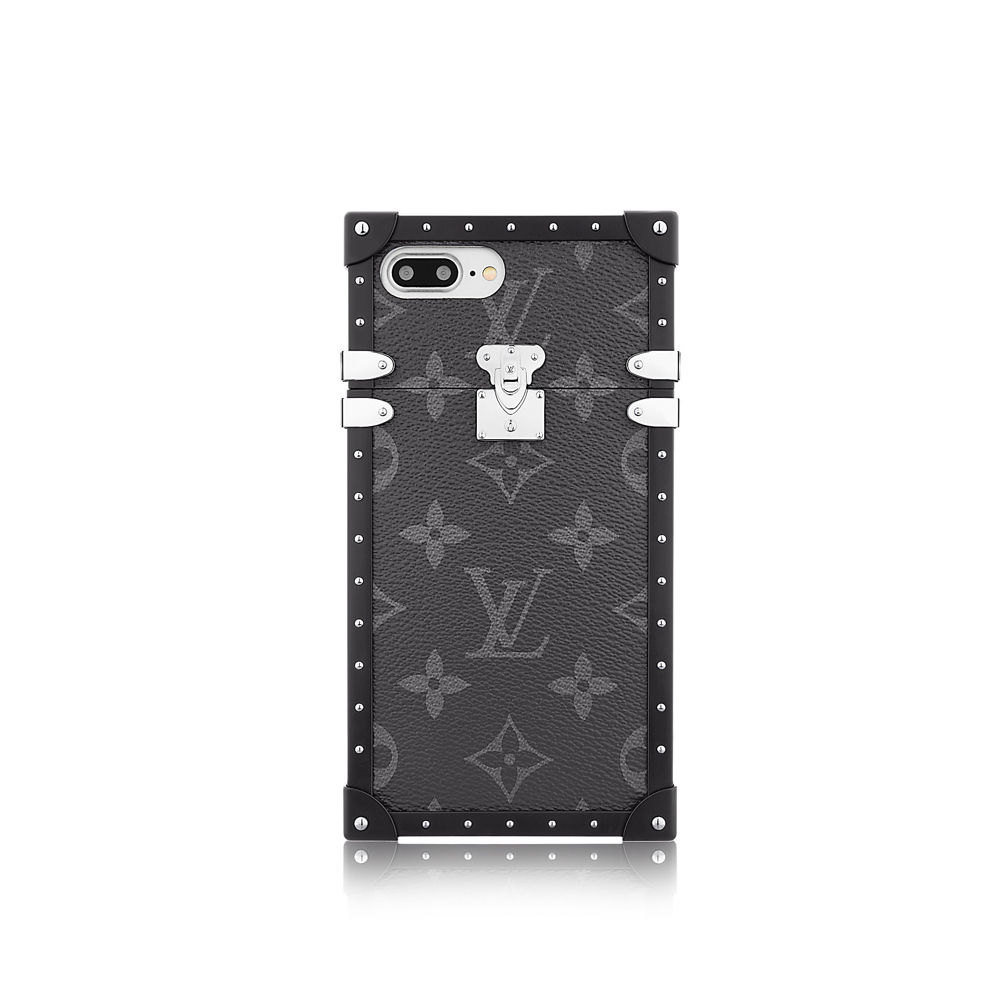 Louis Vuitton Uomo Custodia Eye-Trunk per iPhone 7 Plus
